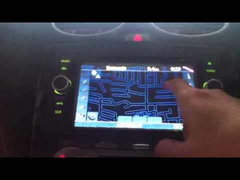 Car GPS: Ford Focus iGo8 Thai Test