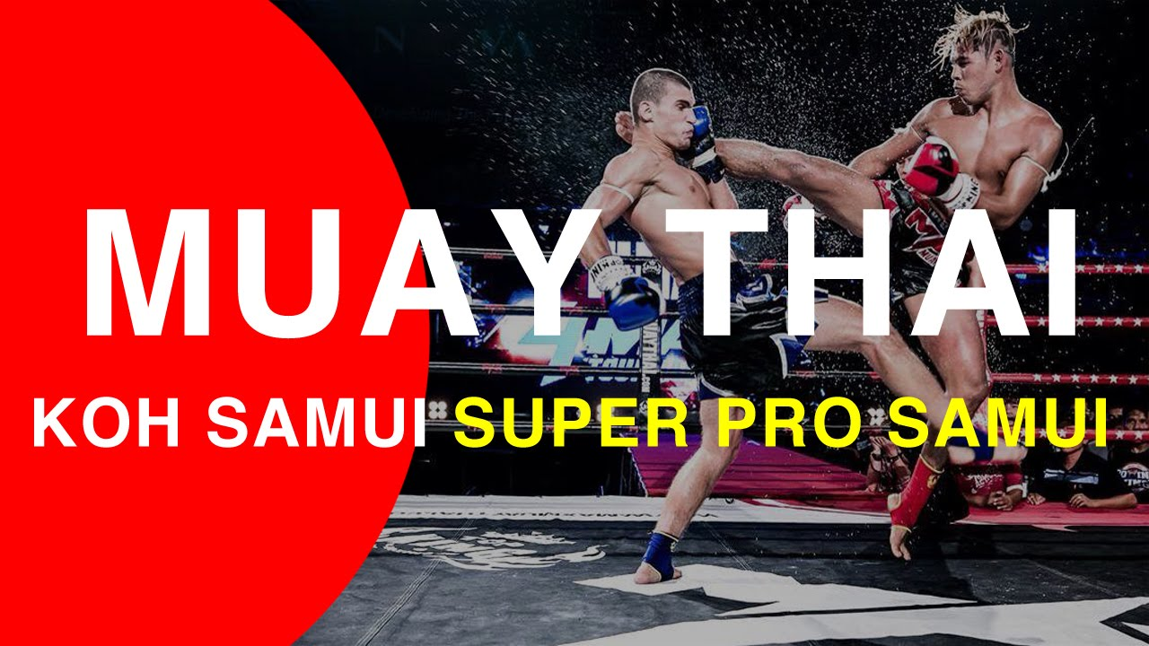 muay thai camp koh samui