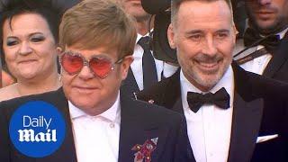 Elton John's 'Rocketman' débuts at the Cannes film festival
