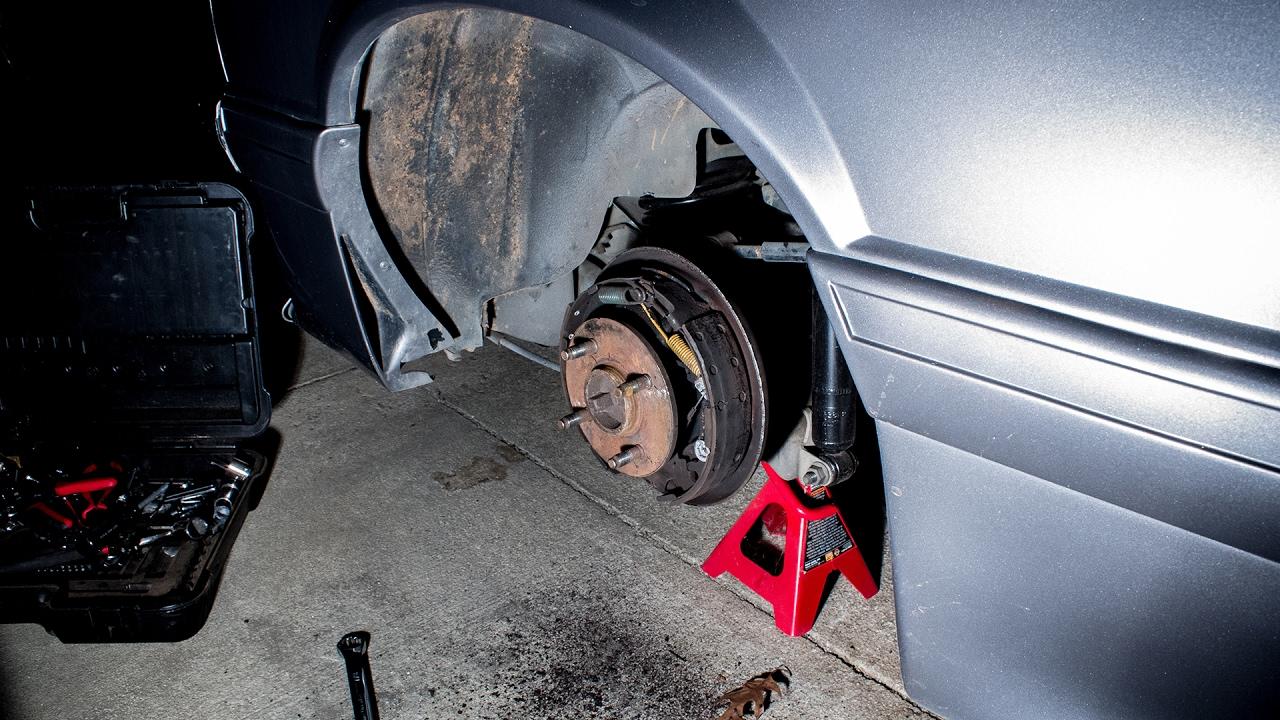 Brake Vibration/Low Speed Shudder Diagnosis and Repair