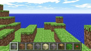 Classic Minecraft · Game · Gameplay