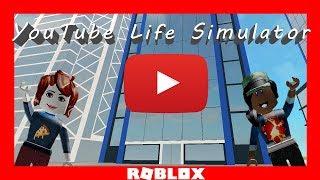 Roblox - Youtube Life Simulator