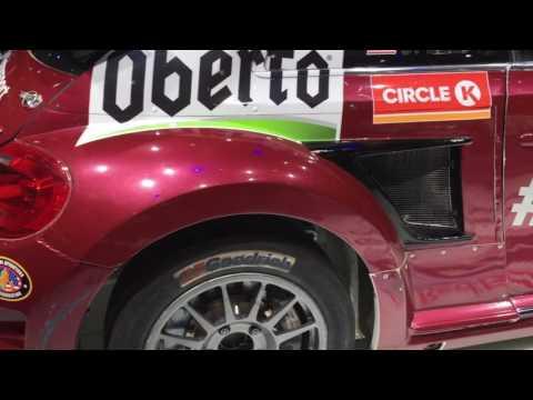 Walk-through of the 2017 North American International Auto Show