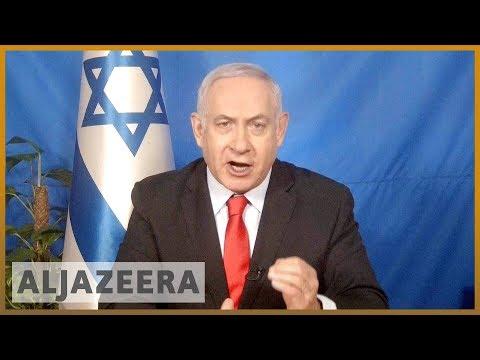 🇮🇱 🇵🇸 Israeli Leader Netanyahu Warns Gaza He'll Take Further Action | Al Jazeera English