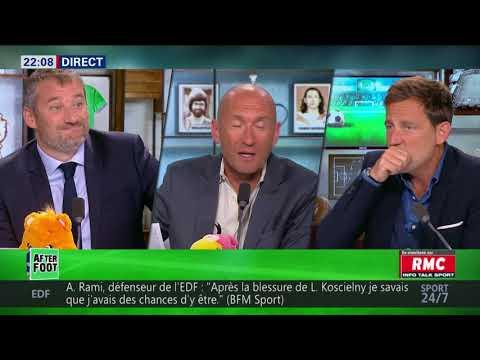 After Foot du jeudi 17/05 – Partie 1/6 - L'avis de Pierre Ducrocq sur la liste de Didier Deschamps