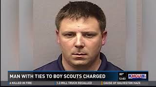 vuclip Houston man with ties to Boy Scouts charged with sex assault of a child