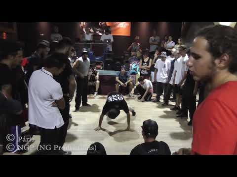 SOL FUNKY JAM 2017 - PARANORMAL ABILITY/LOST SOULZ VS BASSICK (CALL OUT 'CREW' BATTLE)