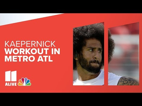 For the Love of Sports with Zach Harris - Colin Kaepernick's Workout Session