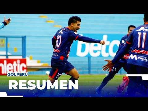 Cesar Vallejo Sport Huancayo Goals And Highlights