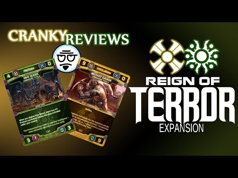Cranky Reviews - Battle For Sularia: Reign Of Terror