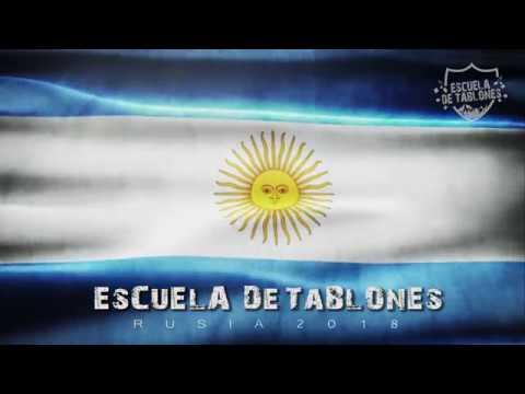 Tema nuevo Selección argentina Rusia 2018 -