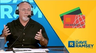 What Your Credit Cards Are Actually Costing You - Dave Ramsey Rant