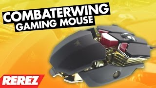 Cheap Gaming Mouse Pro? - ການທົບທວນຂອງ Combaterwing - Rerez