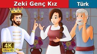 Zeki Genç Kız  Masal dinle  Türkçe peri masallar