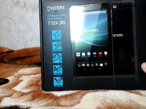 Oysters T72 3g 4pda img-1