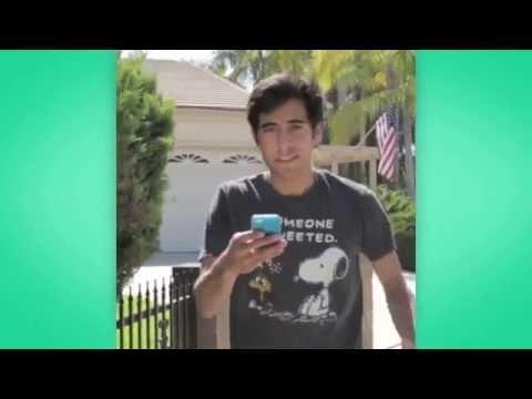 El ilusionista que hace vibrar al mundo con su celular