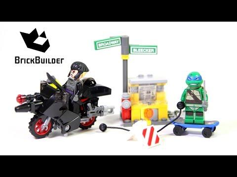 LEGO Ninja Turtles Shredder Dragon Bike 79101  amazoncom