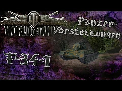 T-34-1 [World of Tanks] Panzer-Vorstellung