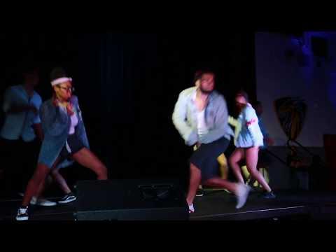 Jonathan Kyriacou and Dancers