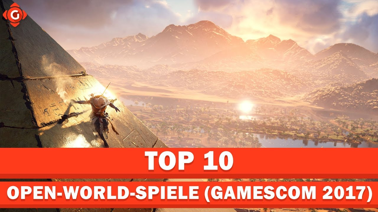 Open World Spiele