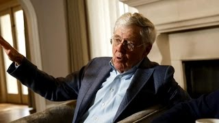 Charles Koch on drug use and the presidency