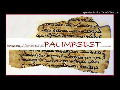 PALIPSEST nga Arta MARKU, e ftuar Amantia KAPO - 03.05.2018 (1)