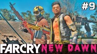FAR CRY New Dawn Gameplay PL [#9] Przejmujemy POSTERUNKI /z Skie