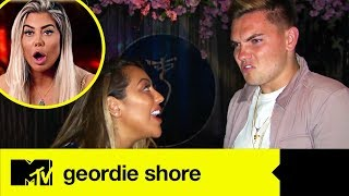 Sam & Chloe Leave The House After A Radge Row With Sophie | Geordie Shore 18