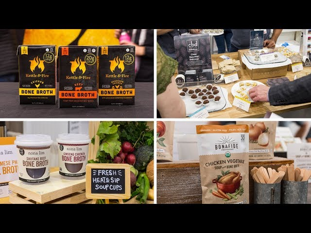 Expo West 2018: 3 Emerging Food Trends