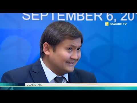 Global talk №23. Great Britain and Kazakhstan