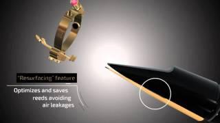 JLV Sound - JLV Ligature for clarinet & saxophone