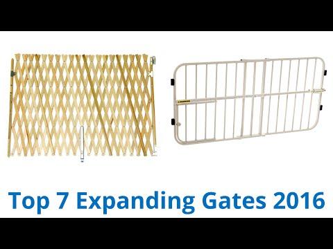 7 Best Expanding Gates 2016