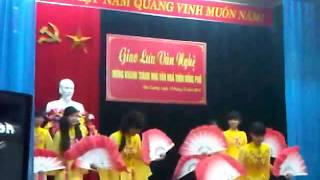 Khánh thành nhà văn hóa thôn Đồng Phú 4
