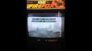 Firefox Arcade Game Intro