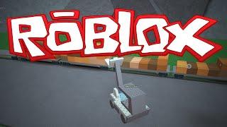 Trähuggarbranchen! - Roblox