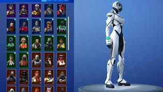 Selling Rare STACKED FORTNITE ACCOUNT WITH EON SKIN +100