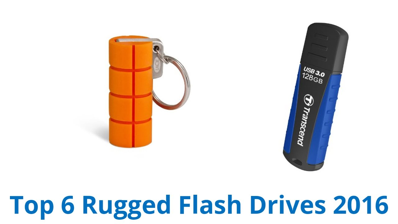 6 Best Rugged Flash Drives 2016