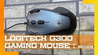 Logitech G300 Gaming Mouse : Review