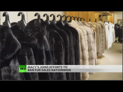 Macy's Takes Stand Against Fur Trade