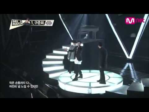 MNET [MIX & MATCH] EP.8 - Eyes Nose Lips
