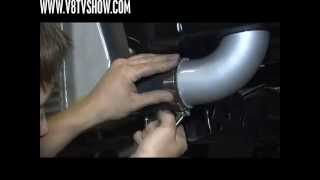 Bullseye Power Turbo Video Install Part 2 - S71 Olds Project V8TV