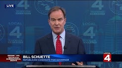 Michigan GOP Debate: Auto insurance rates