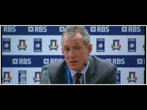 """Rob Howley """" WAITING FOR EDDIE JONES PHONE CALL!"""" 