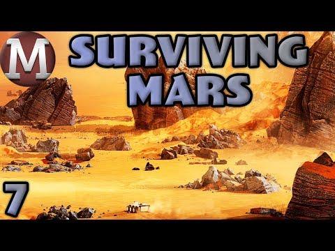 Let's Play Surviving Mars - Part 7 - Expansion
