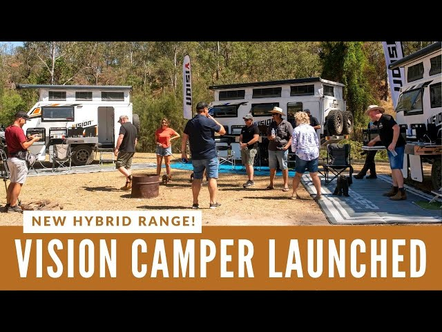 Sunseeker Caravans Launches Hybrid Vision Range!