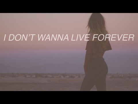 ZAYN, Taylor Swift - I Don't Wanna Live Forever Cover by vChenay
