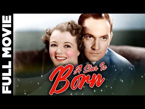 A Star Is Born (1937 film) | Hollywood Movie | Janet Gaynor, Fredric March
