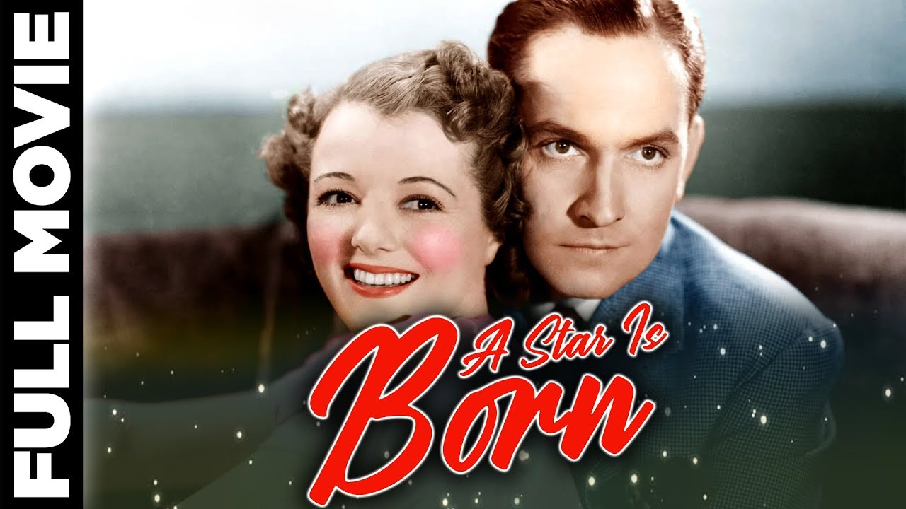 Download A Star Is Born (1937) | American Romantic Movie | Janet Gaynor, Fredric March
