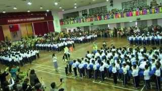 1030427秀朗國小運動會二年級大會舞-樂活在秀朗