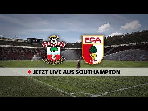 RE-LIVE aus England: FC Augsburg gewinnt 4:0 bei Southampton